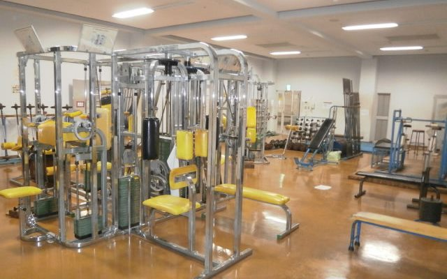 静岡市中央体育館の画像